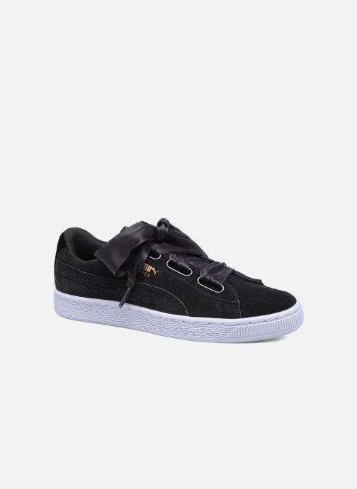 69f039e9062 Puma Wns Suede heart Vr (Zwart) - Sneakers chez Sarenza (311497)