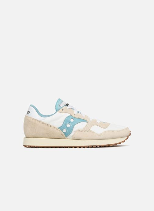 Sneakers Saucony Dxn Trainer Vintage W Beige immagine posteriore