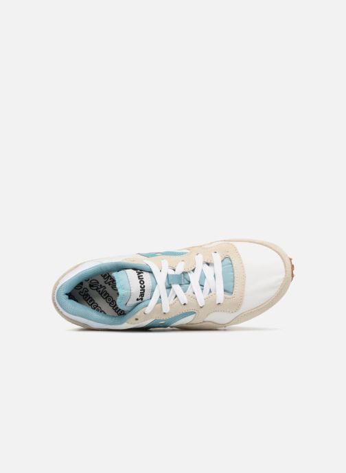 Sneakers Saucony Dxn Trainer Vintage W Beige immagine sinistra