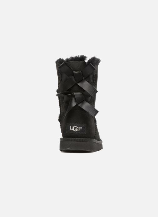 Laarzen UGG Bailey Bow II K Zwart rechts