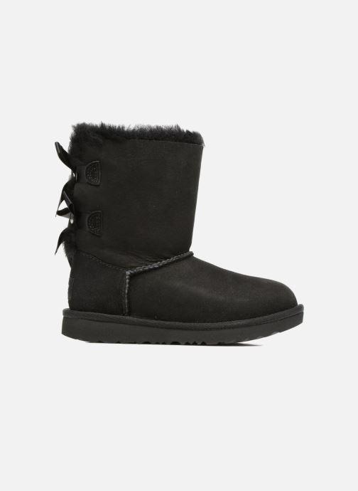 Laarzen UGG Bailey Bow II K Zwart achterkant