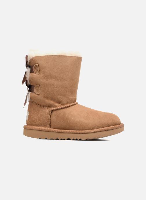 Støvler & gummistøvler UGG Bailey Bow II K Brun se bagfra