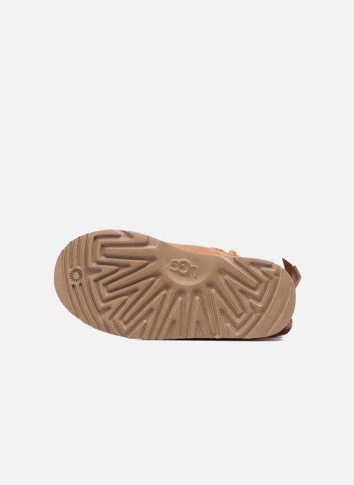 Støvler & gummistøvler UGG Bailey Bow II K Brun se foroven