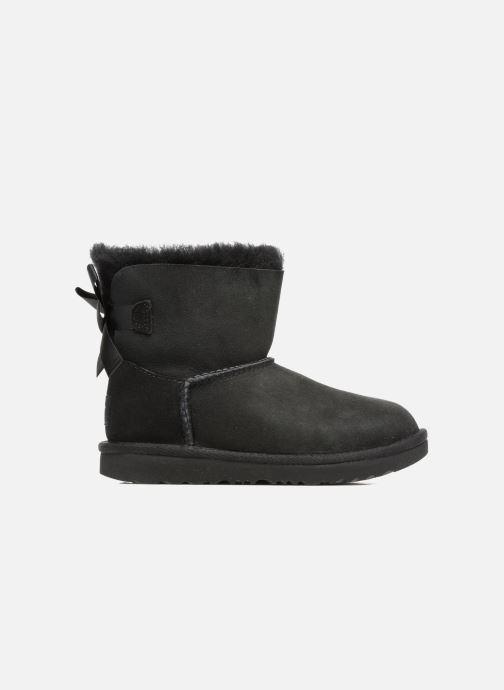 Laarzen UGG Mini Bailey Bow II K Zwart achterkant