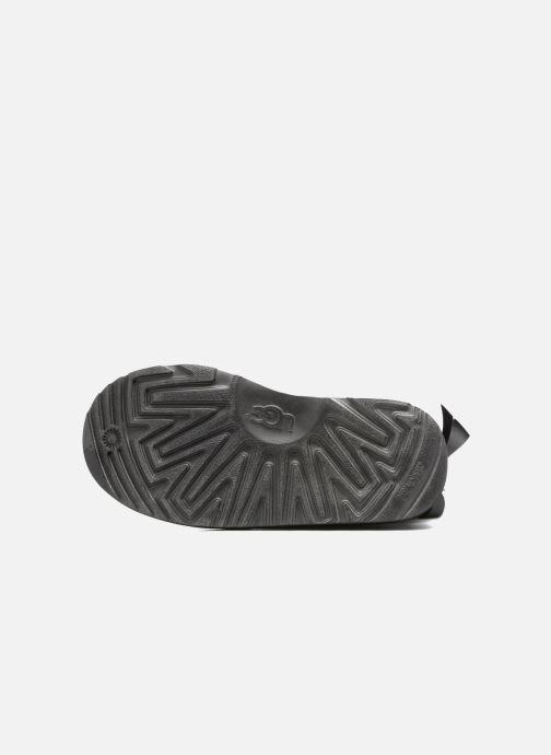 Laarzen UGG Mini Bailey Bow II K Zwart boven