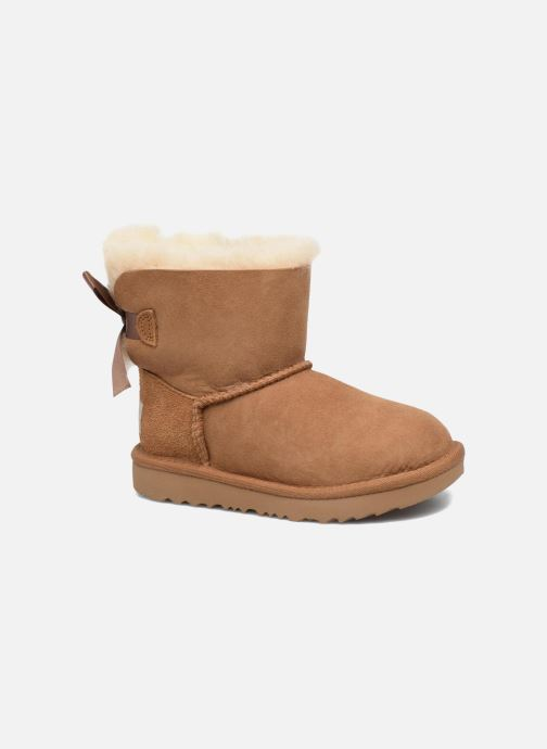 Botas UGG Mini Bailey Bow II K Marrón vista de detalle / par