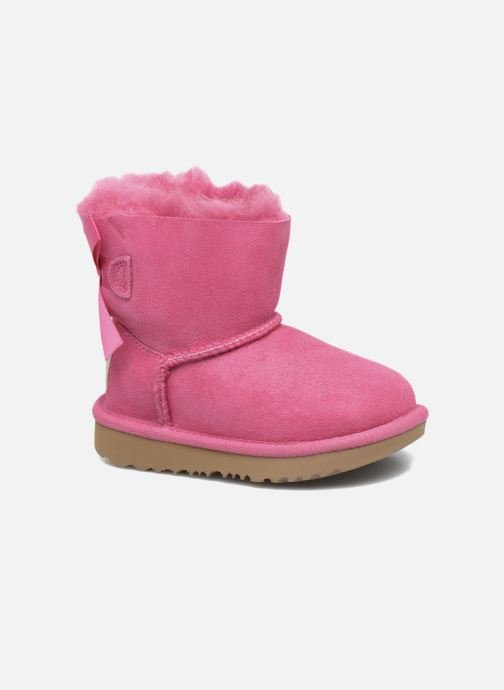 Stiefel UGG Mini Bailey Bow II K rosa detaillierte ansicht/modell