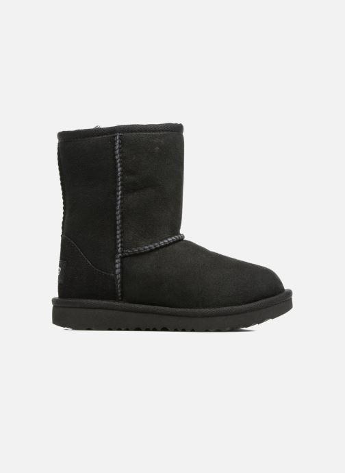 Stiefel UGG Classic II K schwarz ansicht von hinten