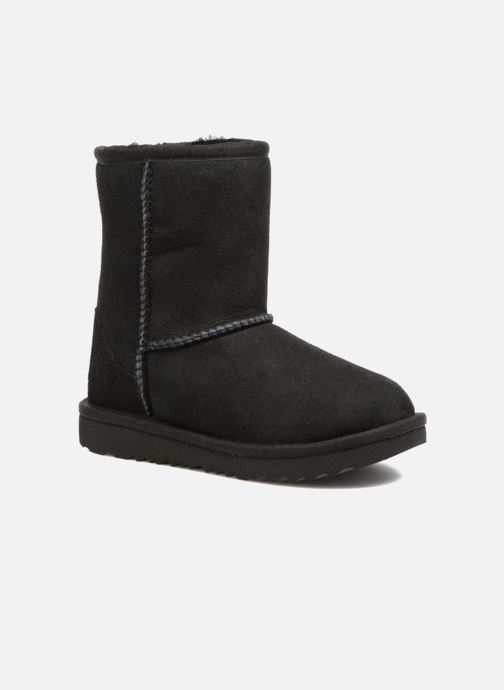 Boots & wellies UGG Classic II K Black detailed view/ Pair view