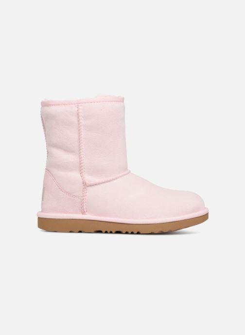 Stiefel UGG Classic II K rosa ansicht von hinten