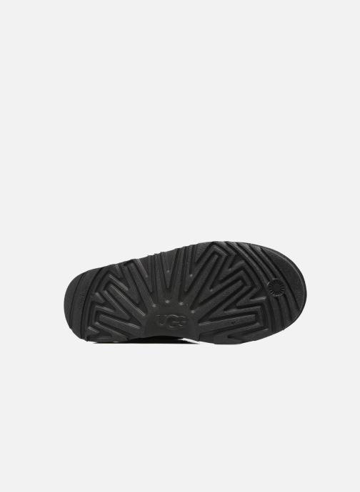 Stiefel UGG Classic Mini II K schwarz ansicht von oben