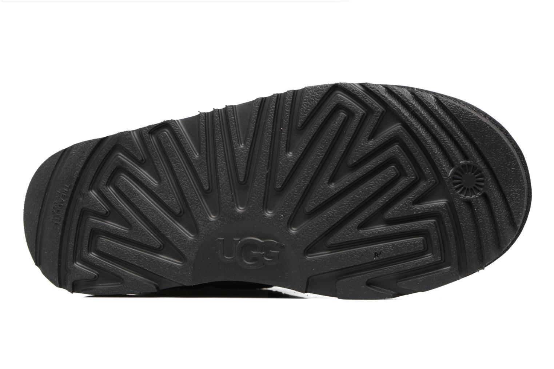 Stövlar & gummistövlar UGG Classic Mini II K Svart bild från ovan