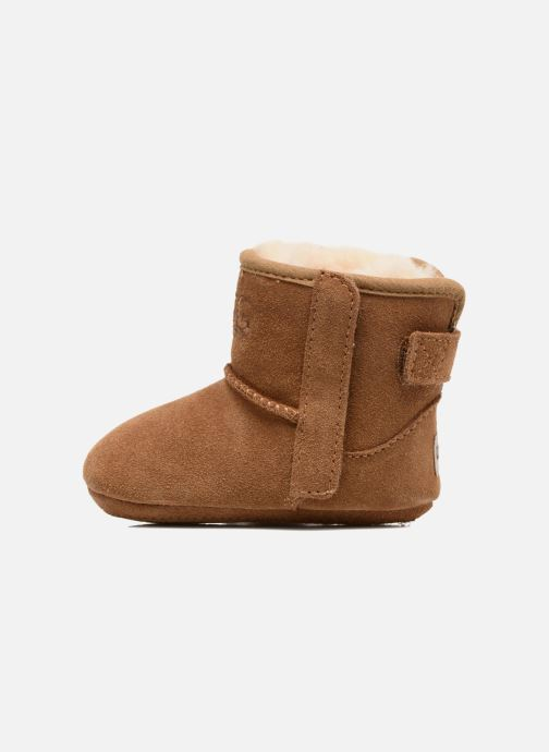 Chaussons UGG Jesse II K Marron vue face