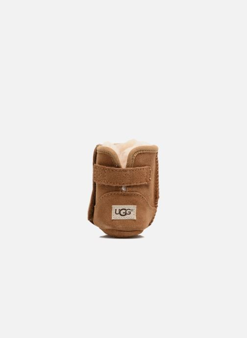 Chaussons UGG Jesse II K Marron vue droite
