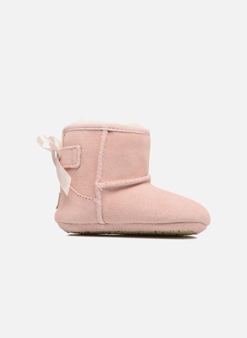 Pantoffels UGG Jesse Bow II K Roze achterkant