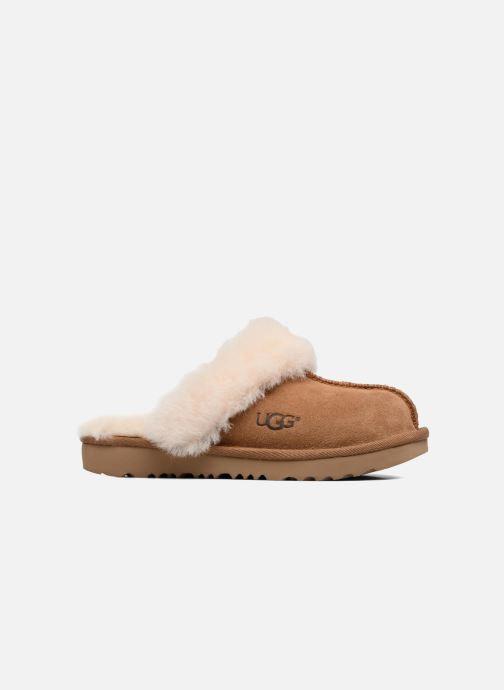 Pantofole UGG Cozy II K Marrone immagine posteriore