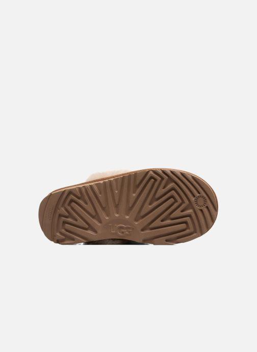 Pantofole UGG Cozy II K Marrone immagine dall'alto
