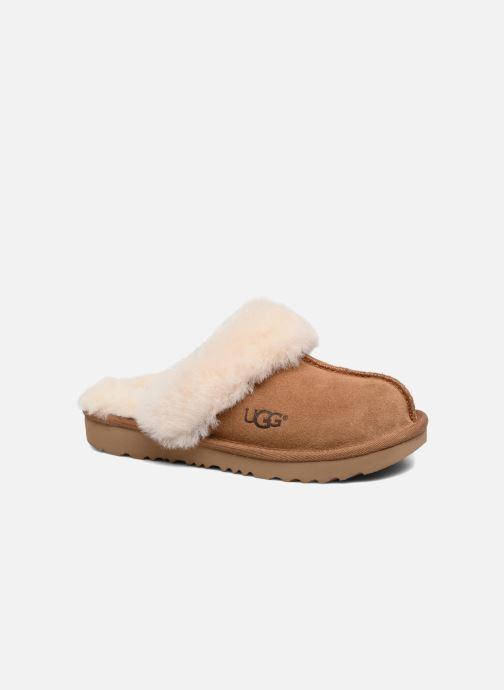 Pantofole UGG Cozy II K Marrone vedi dettaglio/paio
