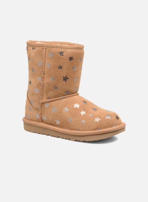 Stiefel UGG Classic Short II Stars K braun detaillierte ansicht/modell