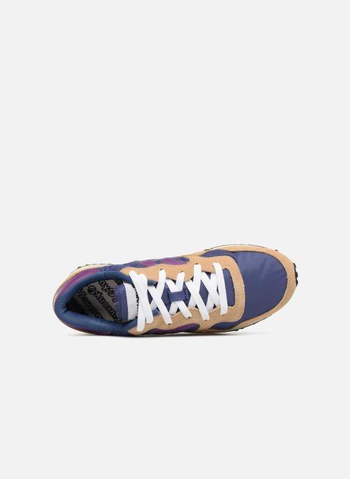 Sneaker Saucony Dxn trainer Vintage blau ansicht von links