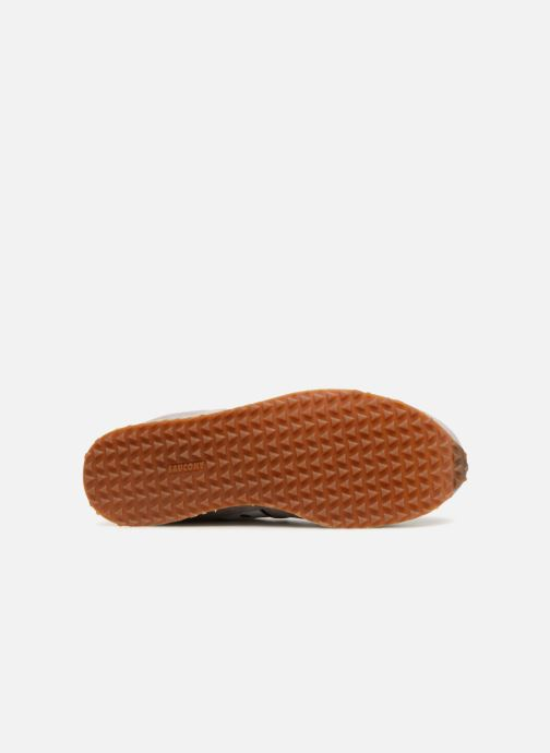 Sneakers Saucony Dxn trainer Vintage Gul bild från ovan