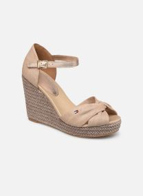 Espadrilles Damen ICONIC ELENA METALLIC CANVAS