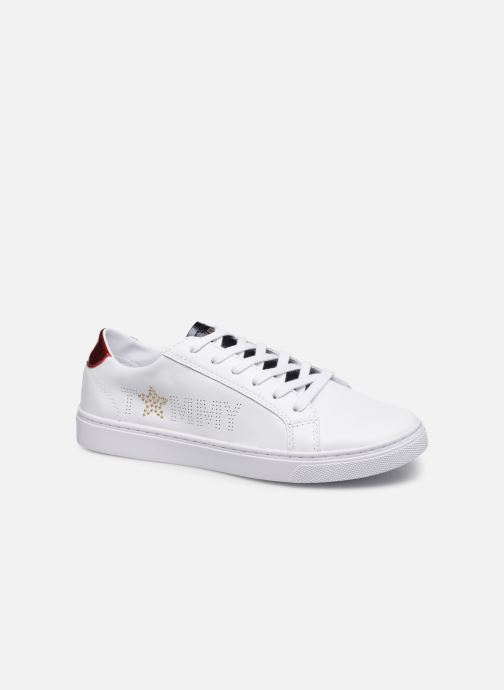 TOMMY STAR METALLIC SNEAKER