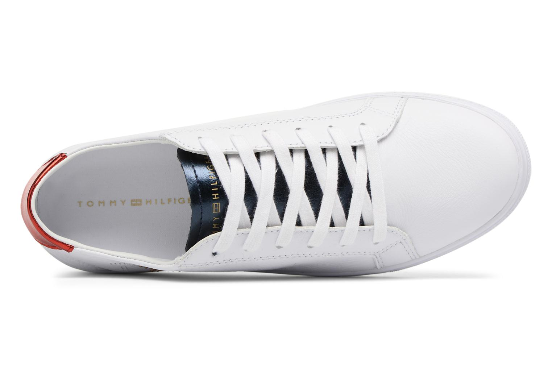 Sneakers Tommy Hilfiger TOMMY STAR METALLIC SNEAKER Wit links