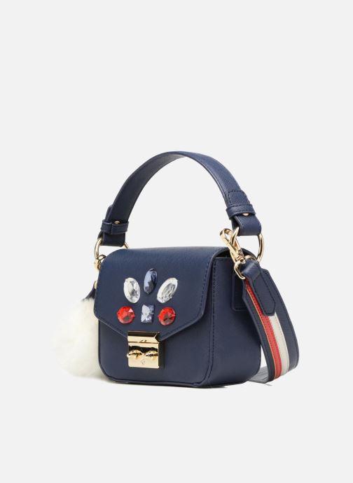 Handtaschen Sarenza x L'Aetelier Caesars Funny blau schuhe getragen