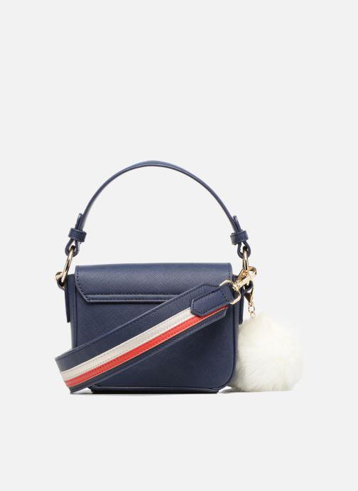 Handtaschen Sarenza x L'Aetelier Caesars Funny blau ansicht von vorne