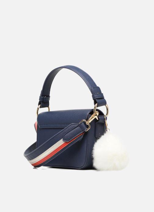 Handtaschen Sarenza x L'Aetelier Caesars Funny blau ansicht von rechts