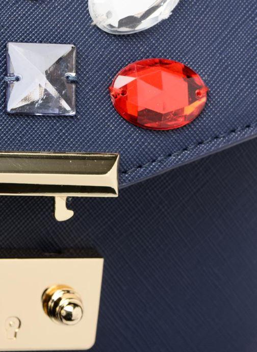 Handtaschen Sarenza x L'Aetelier Caesars Funny blau ansicht von links