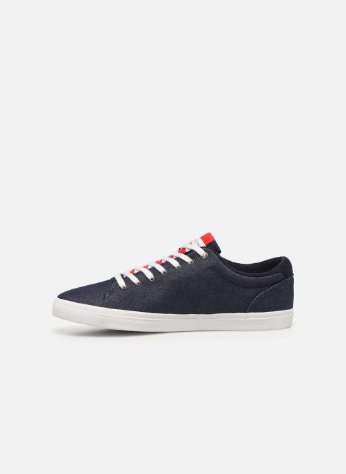 Sneaker Tommy Hilfiger ESSENTIAL LONG LACE SNEAKER blau ansicht von vorne