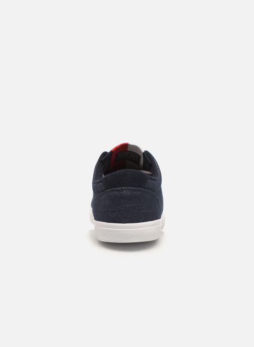 Sneaker Tommy Hilfiger ESSENTIAL LONG LACE SNEAKER blau ansicht von rechts