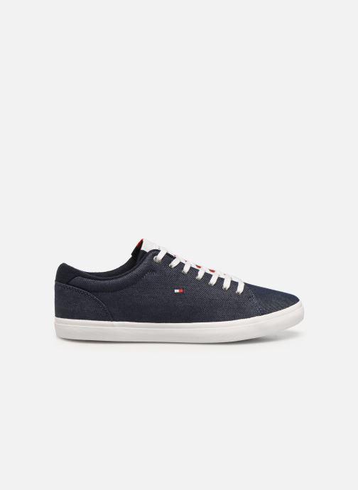 Sneaker Tommy Hilfiger ESSENTIAL LONG LACE SNEAKER blau ansicht von hinten