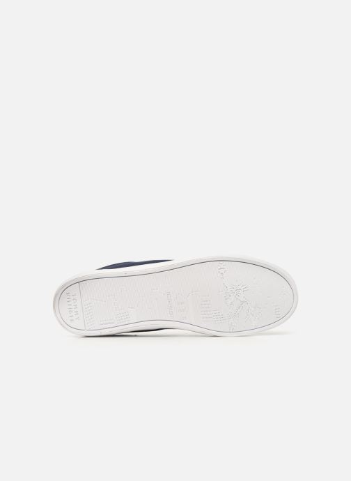 Sneaker Tommy Hilfiger ESSENTIAL LONG LACE SNEAKER blau ansicht von oben