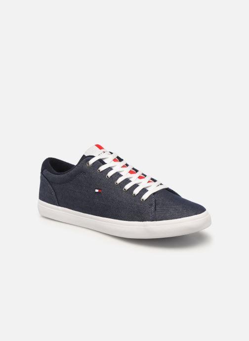 Sneaker Tommy Hilfiger ESSENTIAL LONG LACE SNEAKER blau detaillierte ansicht/modell