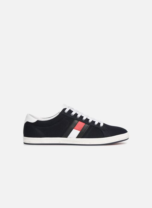Sneakers Tommy Hilfiger ESSENTIAL FLAG DETAIL SNEAKER Azzurro immagine posteriore