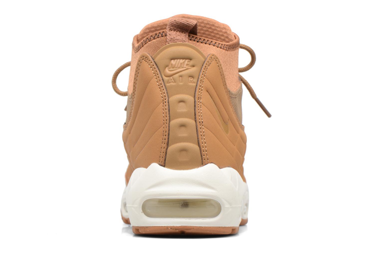 Sneakers Nike Nike Air Max 95 Sneakerboot Marrone immagine destra