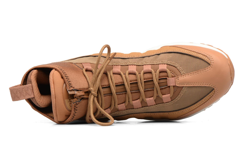Sneakers Nike Nike Air Max 95 Sneakerboot Marrone immagine sinistra