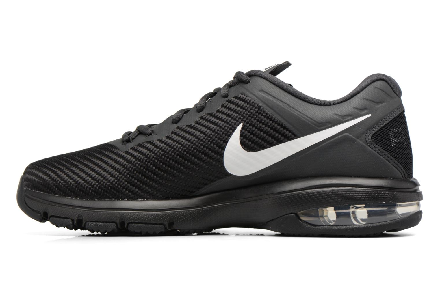 Chaussures de sport Nike Nike Air Max Full Ride Tr 1.5 Noir vue face