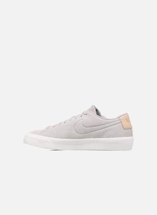 Sneakers Nike Blazer Studio Low Grigio immagine frontale