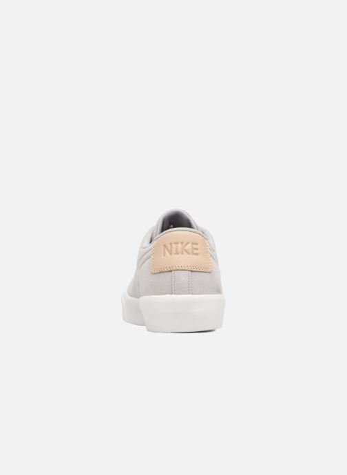 Sneakers Nike Blazer Studio Low Grigio immagine destra