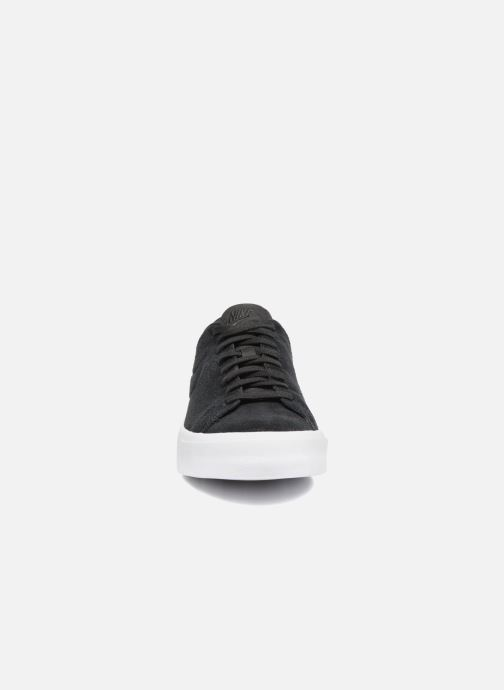 Sneaker Nike Blazer Studio Low schwarz schuhe getragen