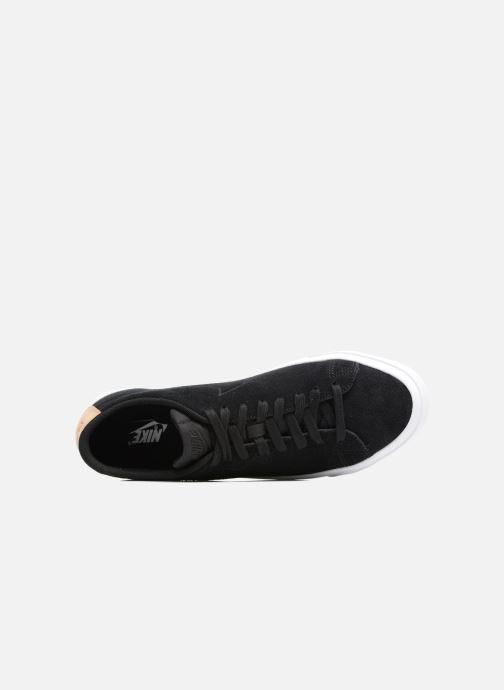 Sneaker Nike Blazer Studio Low schwarz ansicht von links