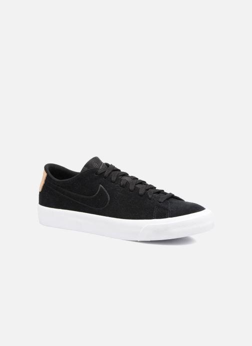 Sneaker Nike Blazer Studio Low schwarz detaillierte ansicht/modell