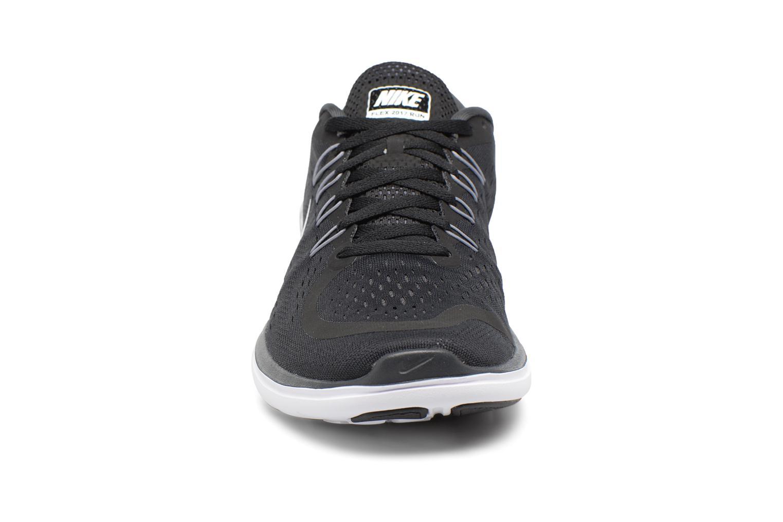 Chaussures de sport Nike Nike Flex 2017 Rn Noir vue portées chaussures