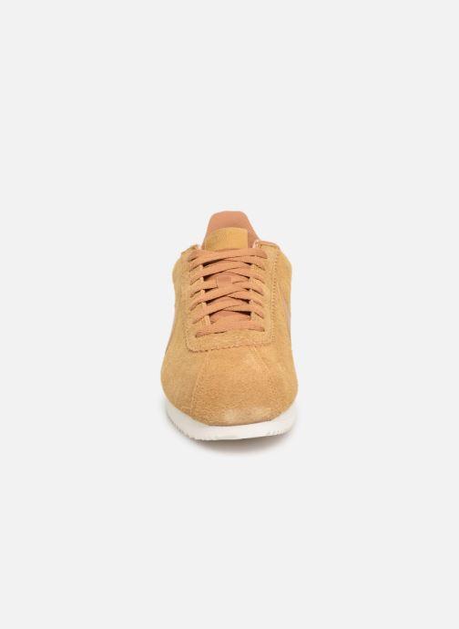 Sneaker Nike Classic Cortez Se braun schuhe getragen