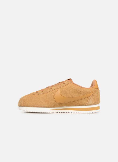 Sneaker Nike Classic Cortez Se braun ansicht von vorne