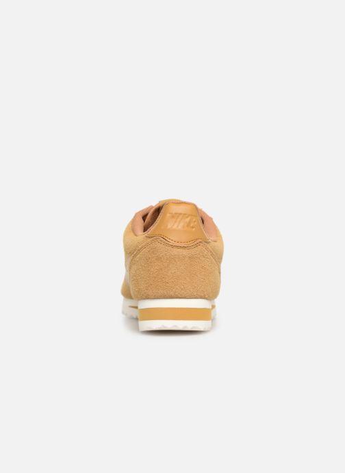 Sneaker Nike Classic Cortez Se braun ansicht von rechts